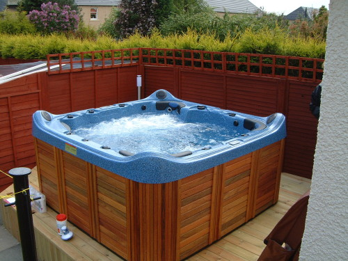 Hot Tub What Your Garden Is Missing