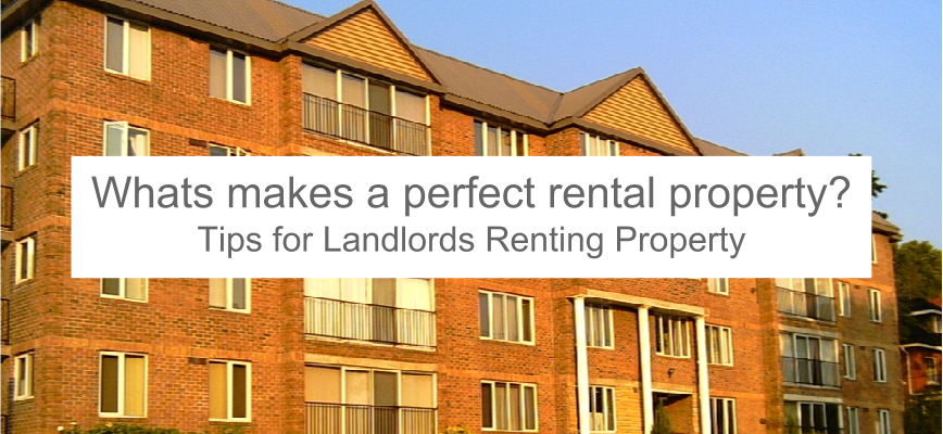 Tips for landlords renting property