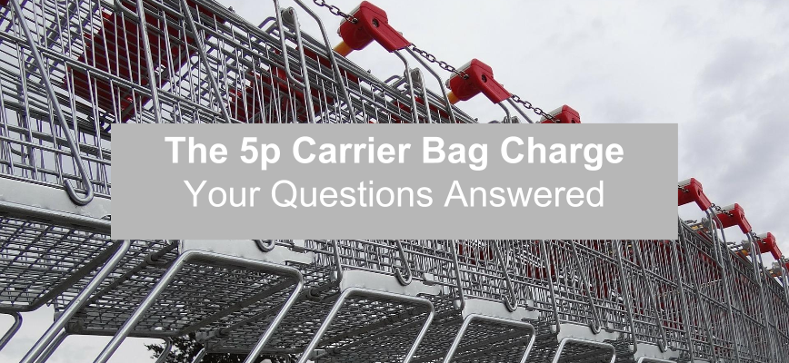 The 5p Carrier Bag Charge