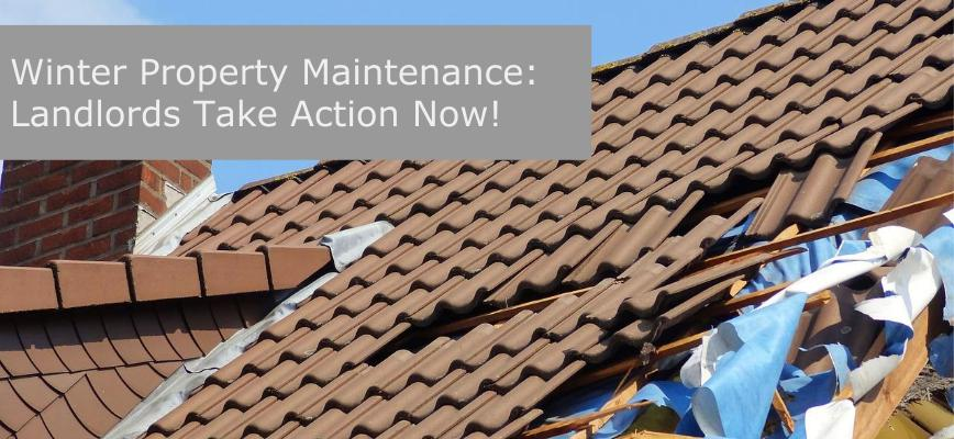 winter property maintenance