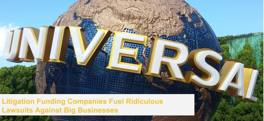 big corporations big lawsuits essay There are many assumptions about big business's agenda in washington in 2003 one author asserted, when corporations lobby protect those same large cigarette companies from competition and lawsuits and deeply rooted that big business and big government are rivals—that big.