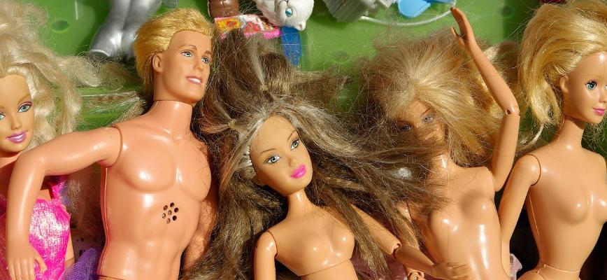 Childrens toys - dolls